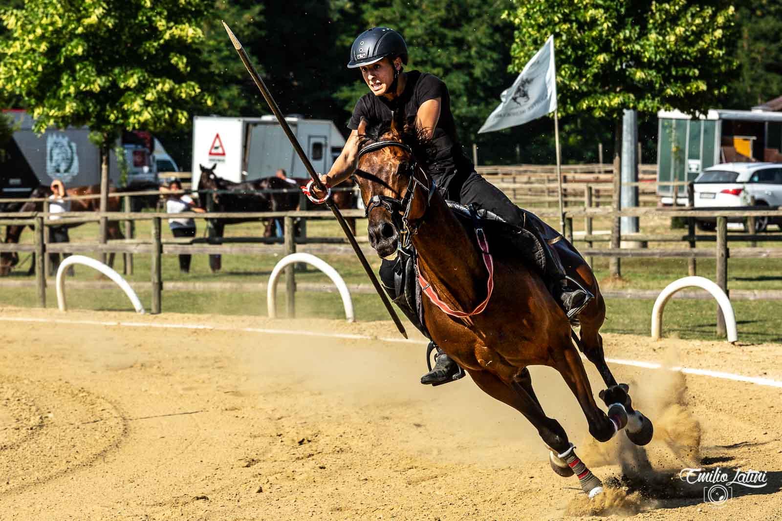 A.S.D. Associazione Equestre Vallesina | Quintana Moie | Torneo Giostre Medioevali 2018